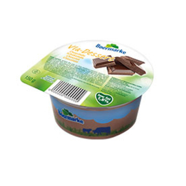 Vla-dessert chocolade