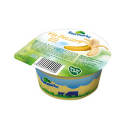 Vla-dessert banaan