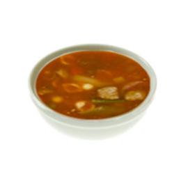 Heldere minestronesoep