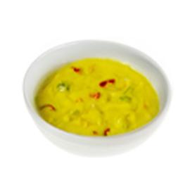 Gebonden currysoep met kip ZONDER TOEGEVOEGD ZOUT