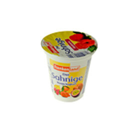 Yoghurt roomdessert