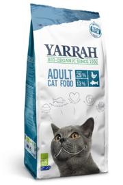 Yarrah kattenvoer bio brok vis