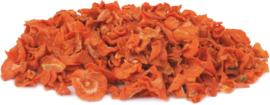 Gedroogde Wortel chips 130 gram