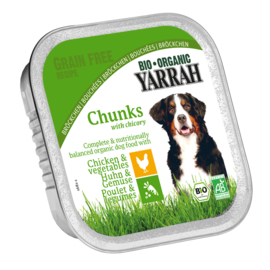 Yarrah kuipje chunks kip chichorei 150 gram