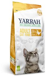 Yarrah kattenvoer bio brok kip