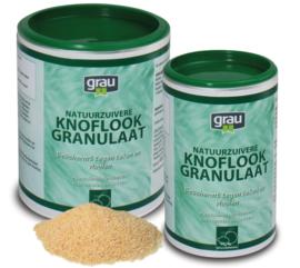 Grau Knoflook granulaat
