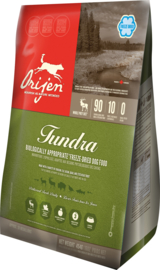 Orijen Freeze-dried Dog Tundra 30 Medaillons (454 gram)