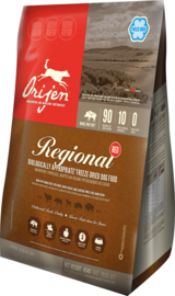 Orijen Freeze-dried Dog Regional Red 12 Medaillons (170 gram)