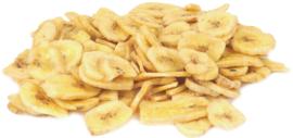 Gedroogde Banaan chips 150 gram