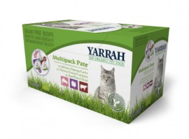 Yarrah Multipack 8x 100 gram