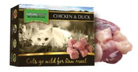 Natures Menu Cat Frozen Chicken & Duck 400 gram