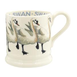 Half pint mug Swan zwaan