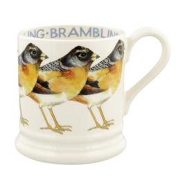 Half pint mug Brambling