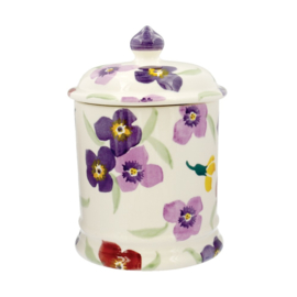 Storage jar Wallflower