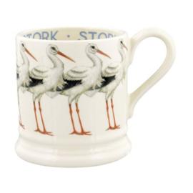 Half pint mug Stork Ooievaar
