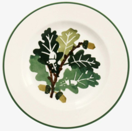 Cakedish 6,5 inch plate Oak