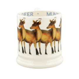 Half pint mug Muntjac Deer Hert