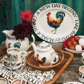 Half pint mug Rise & Shine Eggs and Toast