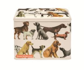Caddy, trommel Dogs