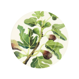 8,5 inch plate Figs Emma Bridgewater