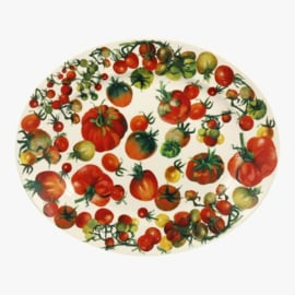 Oval platter Tomatoes