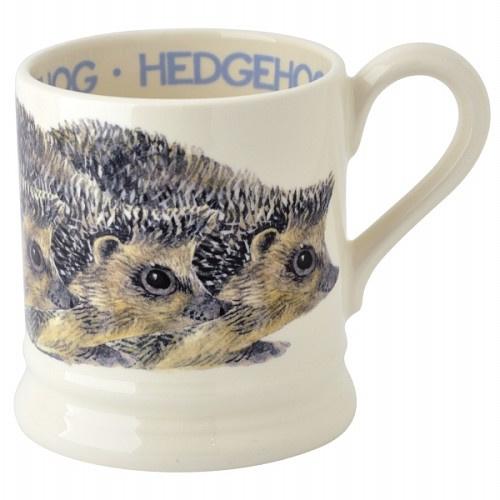 Half pint mug Hedgehog New