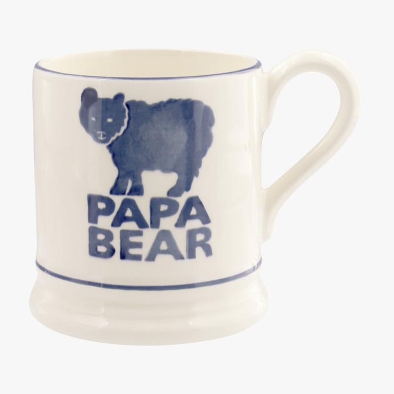 half pint papa bear