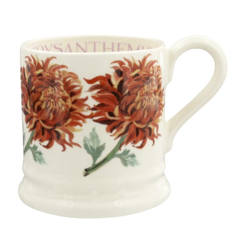 Half pint mug Chrysanthemum Chrysant