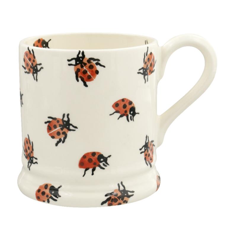 Half pint mug Lady Bird