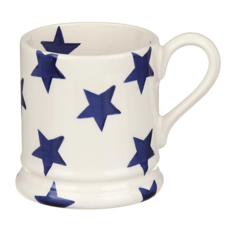 half pint Blue Stars