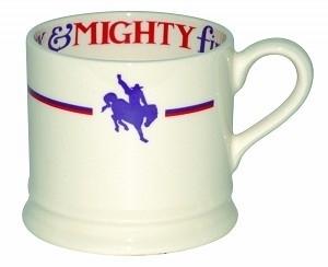 Baby mug Cowboy Horse