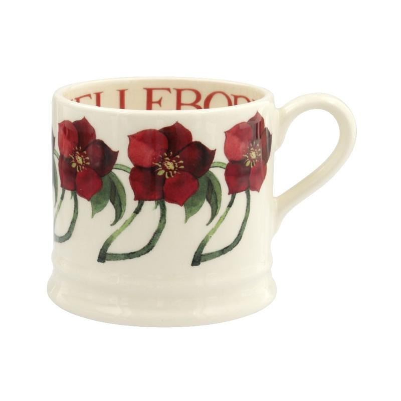 Small mug Hellebore