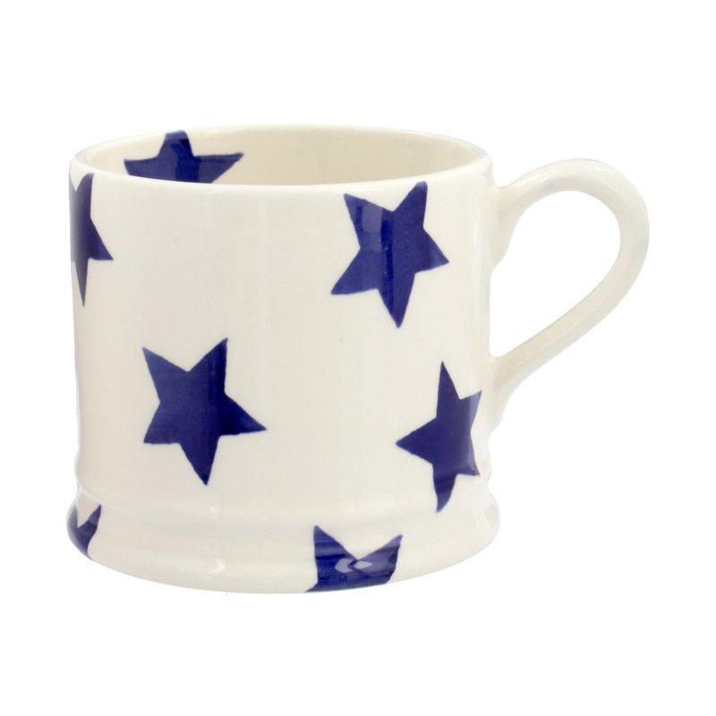 Small mug Blue Stars
