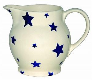Jug Blue Star