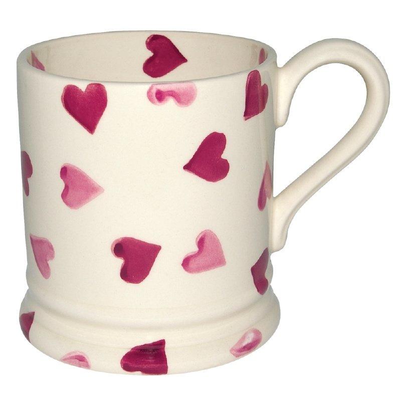 half pint Pink Hearts