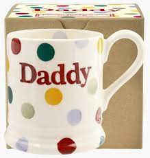 half pint Polka Dot Daddy