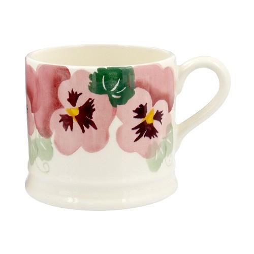 Small mug Pink Pansy
