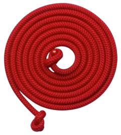 Springtouw rood 2,5 meter, Goki