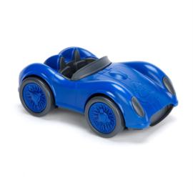 Race auto  eco kunststof, in blauw of roze, Greentoys
