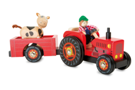 Boerderij speelgoed, tractor , trekker, Small Foot