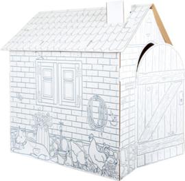 Jouw eigen huis van karton, Small Foot