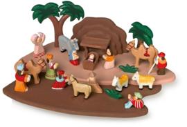 Kerststal - kerstspel 1839