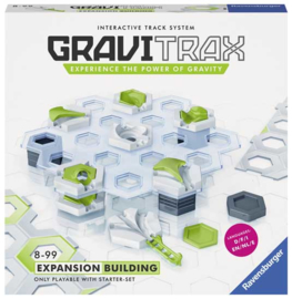Gravitrax uitbreiding knikkerbaan Bouwen 27602