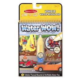 Water WOW, voertuigen, Melissa & Doug