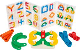 Small Foot  Letters en Cijfers