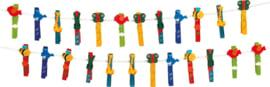 Houten speelgoed Wasknijpers dieren, Small Foot