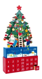 Adventskalender Kerstboom (groot)