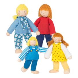 Poppenhuis poppetjes Familie, Goki