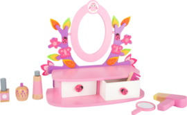 Houten Toilettafel Make up , Small Foot