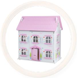 """BigJigs, houten poppenhuis """"Butterfly Cottage"""""""
